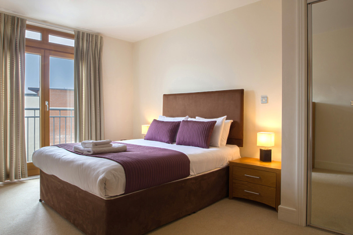Serviced Lettings - Marshall Apartments - 3