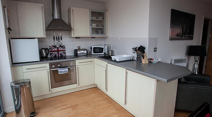 Serviced Lettings - Nottingham Central Apartments - 1