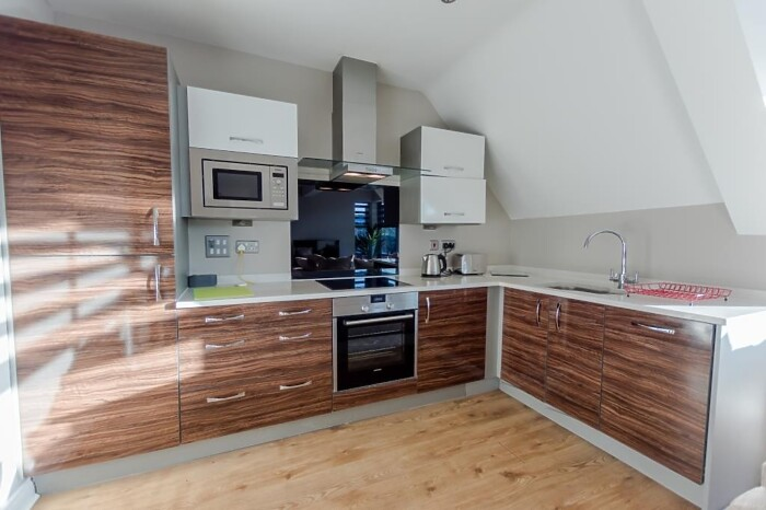 Serviced Lettings - Minster View Apartments - 4