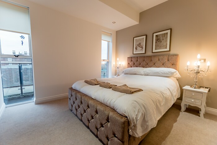 Serviced Lettings - Minster View Apartments - 5