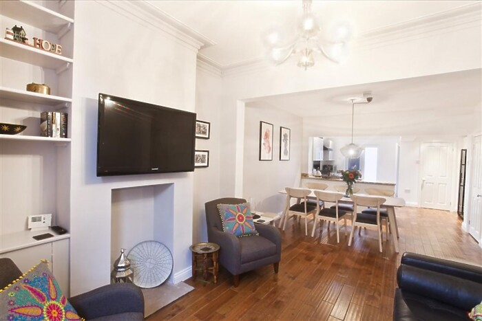 Serviced Lettings - York Central Townhouse - 1