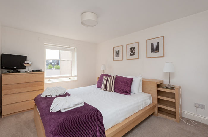 Serviced Lettings - Glasgow St Andrews Apartments - 1