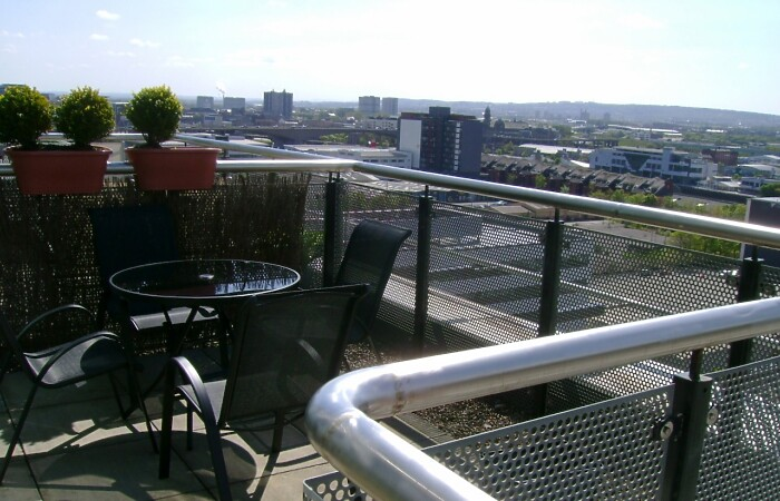 Serviced Lettings - Clyde Penthouse - 1