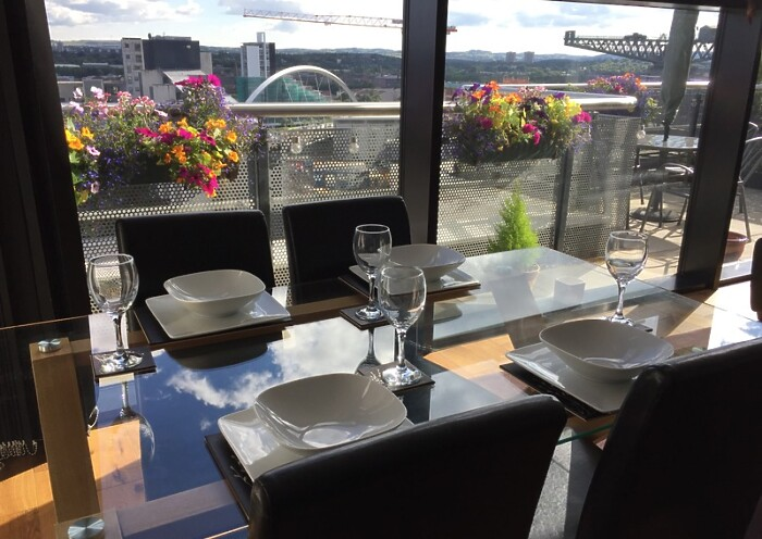 Serviced Lettings - Clyde Penthouse - 4