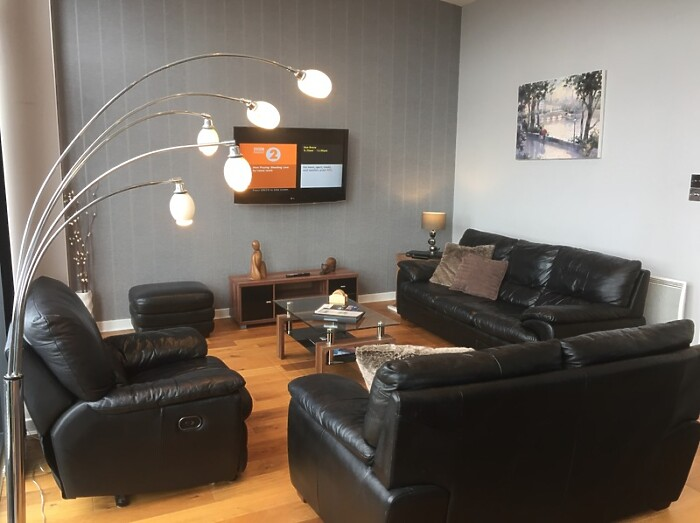 Serviced Lettings - Clyde Penthouse - 5