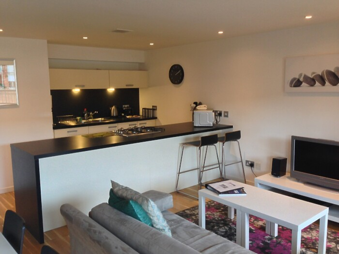 Serviced Lettings - Glasgow Cross Apartments - 1