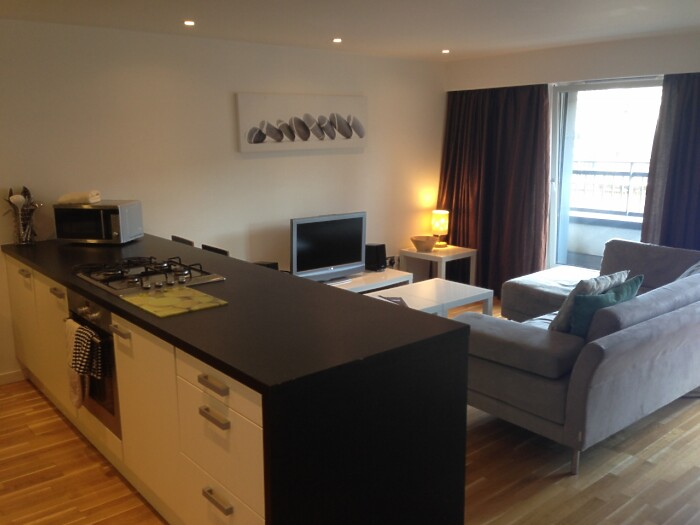 Serviced Lettings - Glasgow Cross Apartments - 2