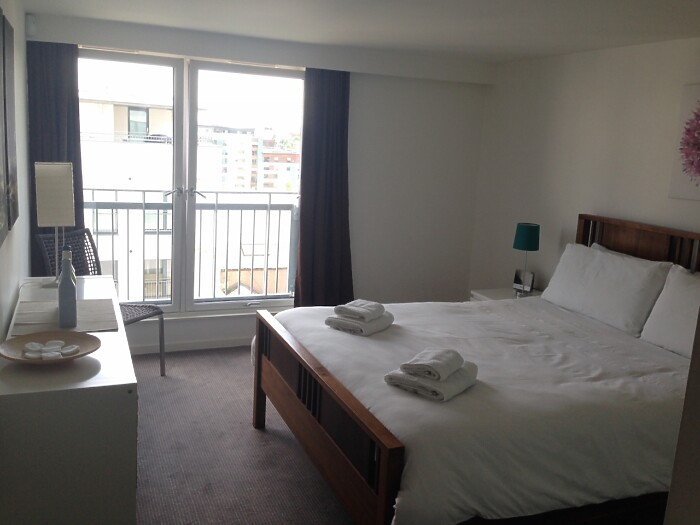 Serviced Lettings - Glasgow Cross Apartments - 3