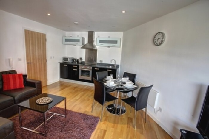 Leeds City Apartments in Leeds - Serviced Lettings