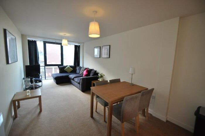 Serviced Lettings - Hull Quay Apartments - 1