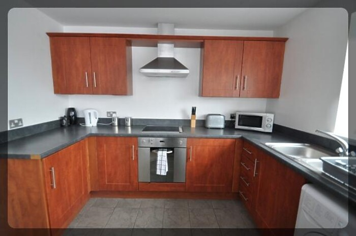Serviced Lettings - Hull Wharf Apartments - 5