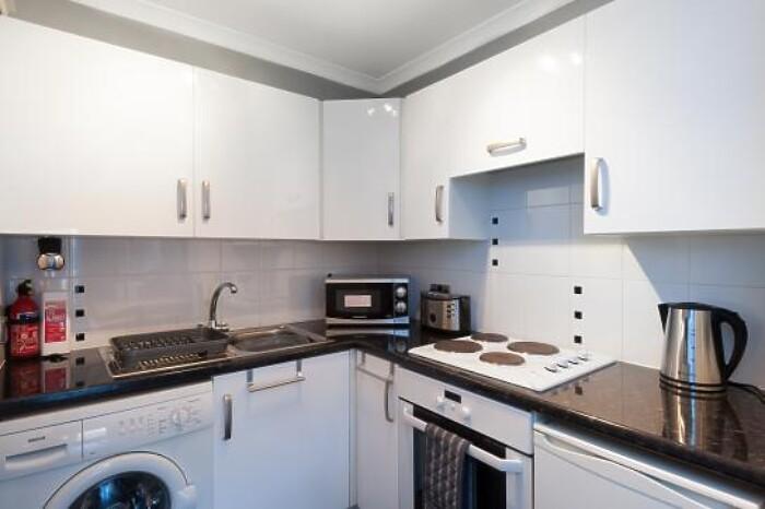 Serviced Lettings - Glasgow Merchant Apartments - 5
