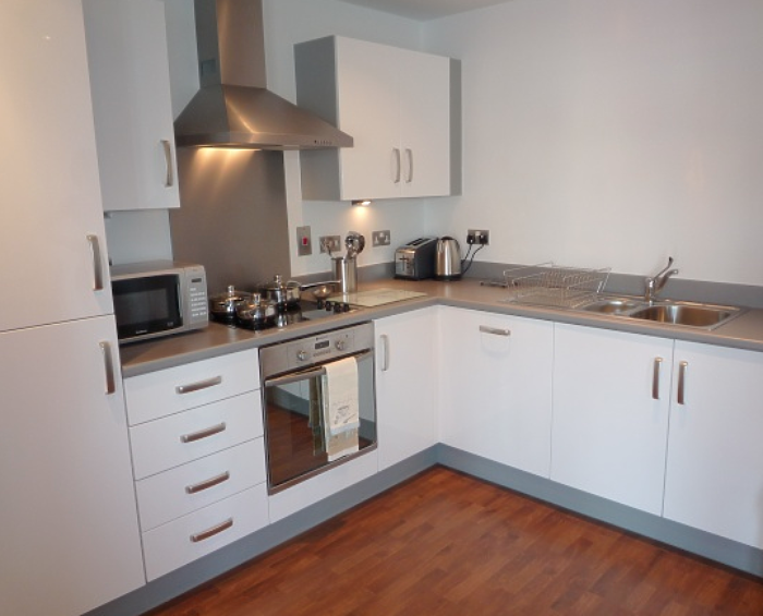 Serviced Lettings - Swansea Quay Apartments - 2