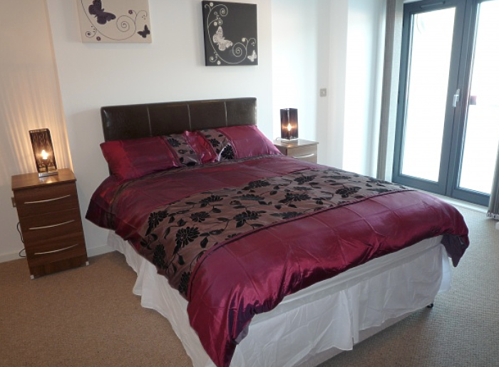 Serviced Lettings - Swansea Quay Apartments - 3