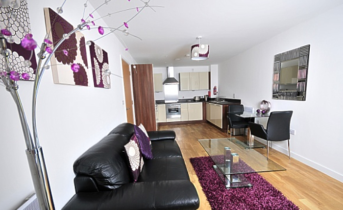 Serviced Lettings - Bute Apartments - 2