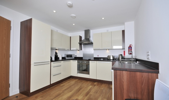 Serviced Lettings - Bute Apartments - 3