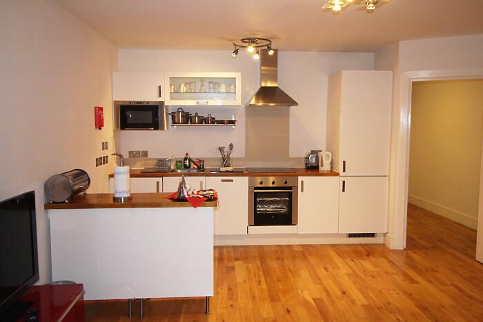 Serviced Lettings - Park Lane Apartments - 1