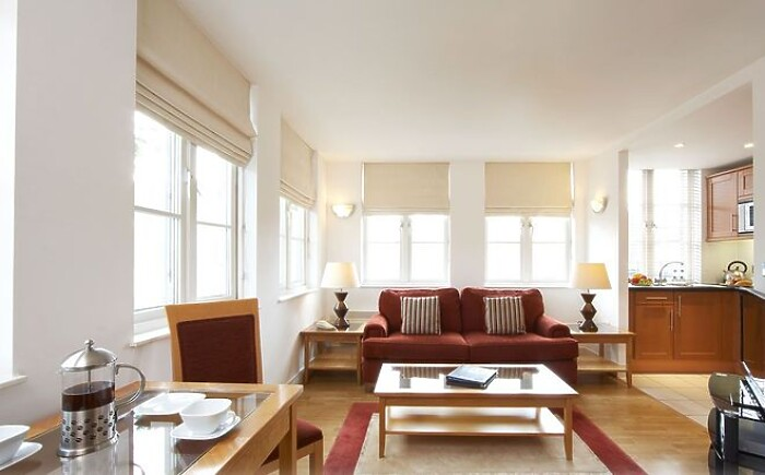 Serviced Lettings - St Pauls Apartments - 2