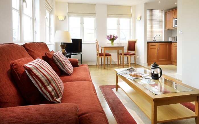 Serviced Lettings - St Pauls Apartments - 4