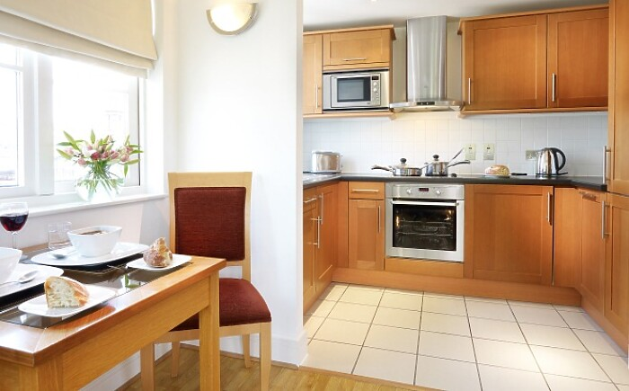 Serviced Lettings - St Pauls Apartments - 5