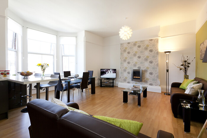 Serviced Lettings - West Bridgford Apartments - 1