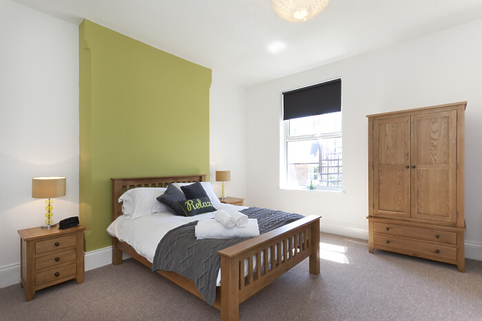 Serviced Lettings - West Bridgford Apartments - 2