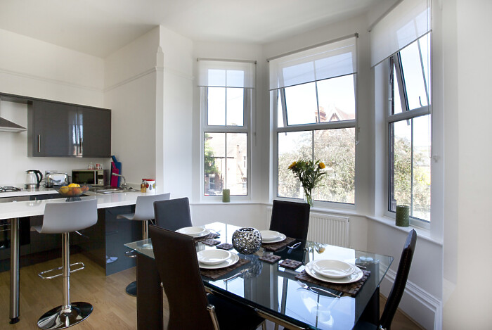 Serviced Lettings - West Bridgford Apartments - 4