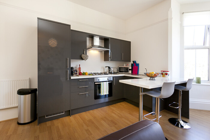 Serviced Lettings - West Bridgford Apartments - 5