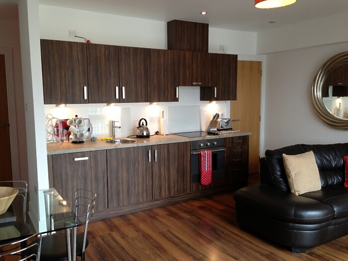 Serviced Lettings - Virginia Apartments - 3