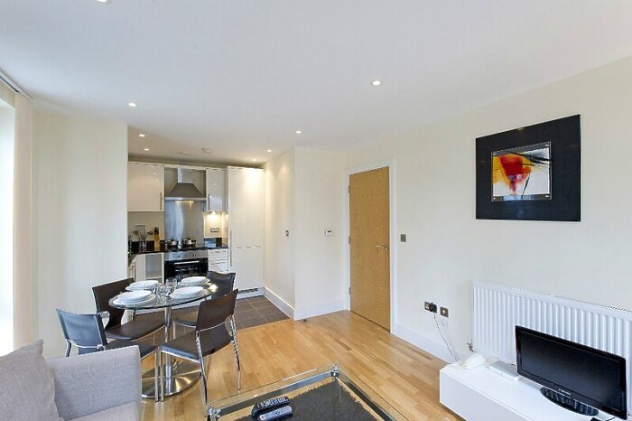 Serviced Lettings - Indescon Studios - 1
