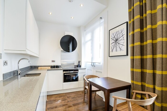 Serviced Lettings - Ludgate Square Apartments - 2
