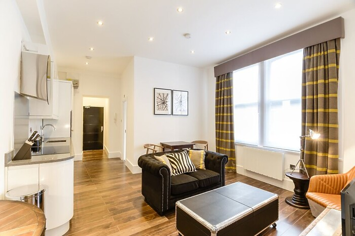 Serviced Lettings - Ludgate Square Apartments - 5