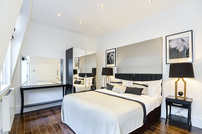 Serviced Lettings - Ludgate Square Apartments - 1