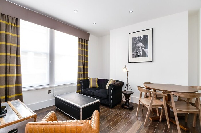 Serviced Lettings - Ludgate Square Apartments - 4