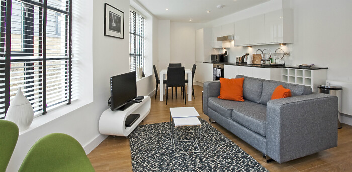 Serviced Lettings - Shoreditch Apartments - 6
