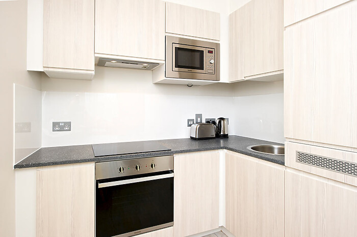 Serviced Lettings - York Barbican Apartments - 4