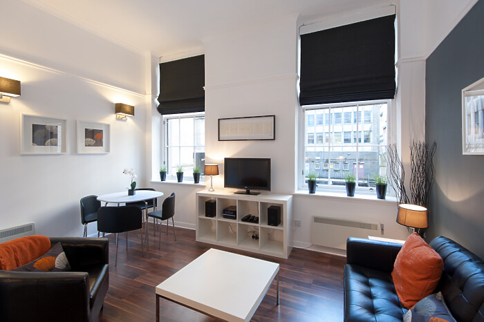 Serviced Lettings - Princes Square Apartments - 1
