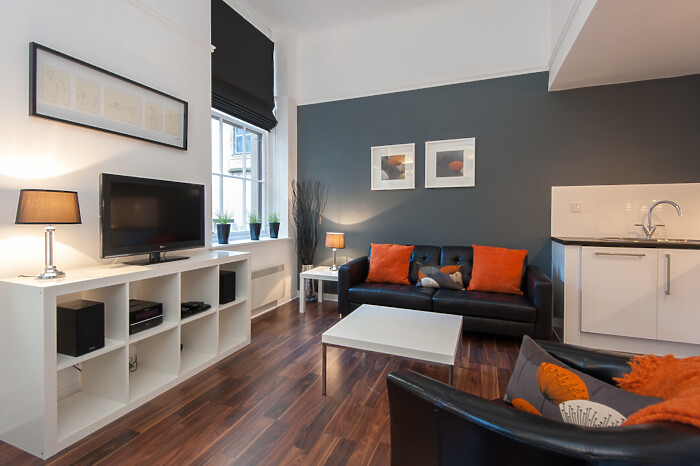 Serviced Lettings - Princes Square Apartments - 3
