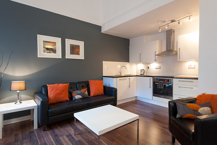 Serviced Lettings - Princes Square Apartments - 6
