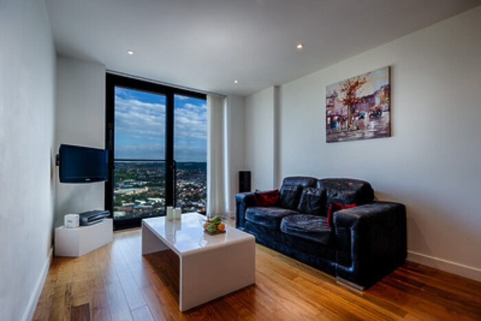 Serviced Lettings - Crucible Apartments - 1