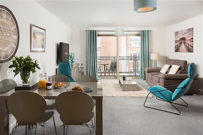 Serviced Lettings - John Walker Apartments - 1