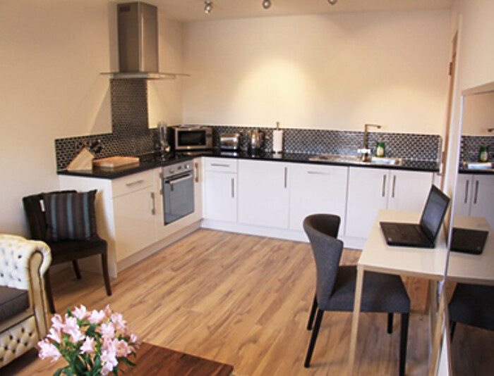 Serviced Lettings - Fishergate Apartments - 3