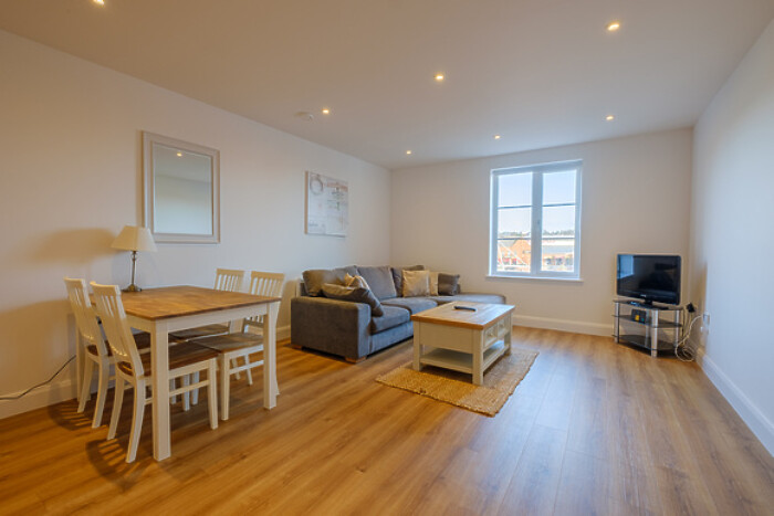 Serviced Lettings - King Apartments - 1
