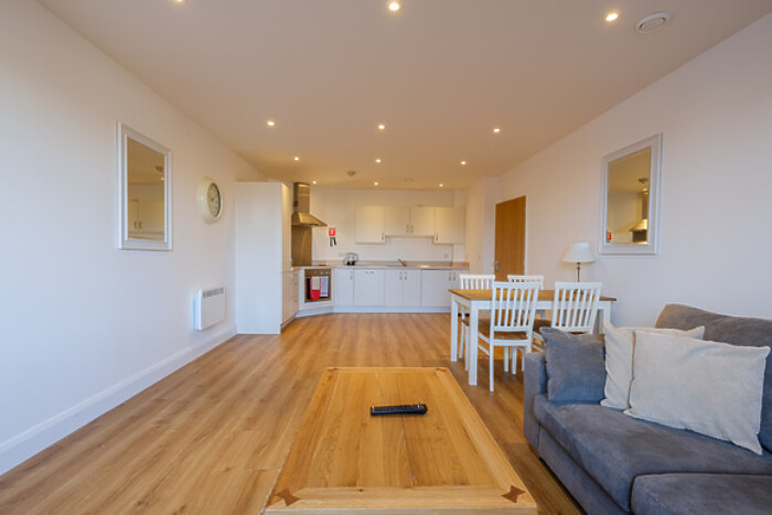 Serviced Lettings - King Apartments - 3