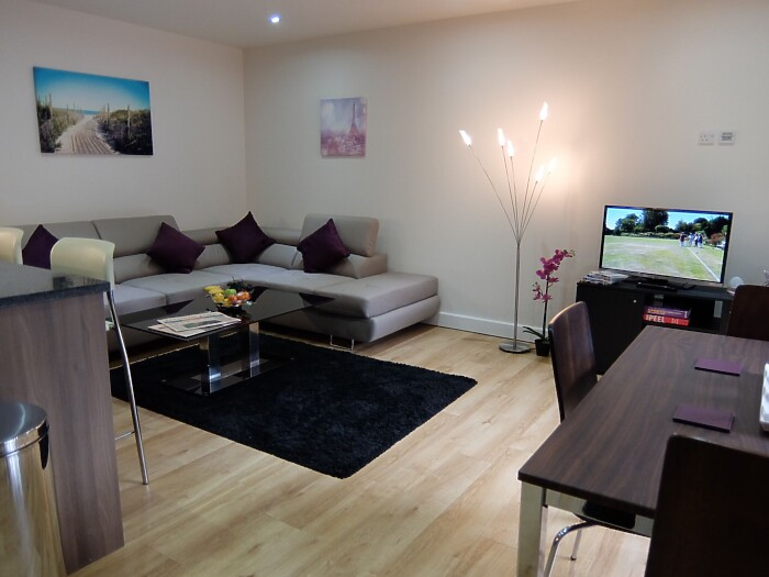 Serviced Lettings - Colindale Apartments - 1