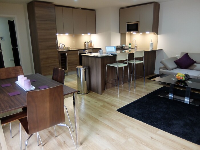 Serviced Lettings - Colindale Apartments - 2