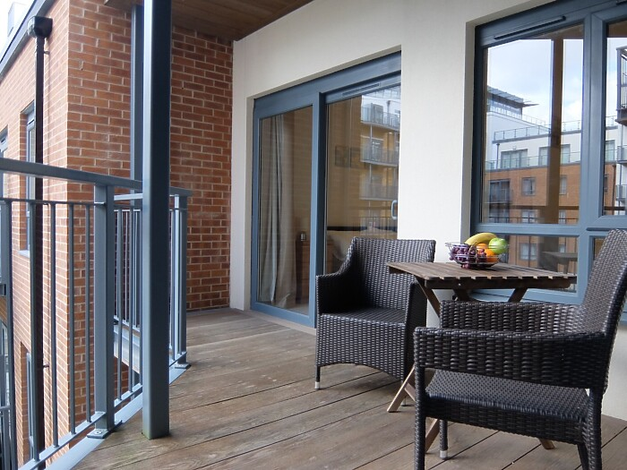 Serviced Lettings - Colindale Apartments - 4