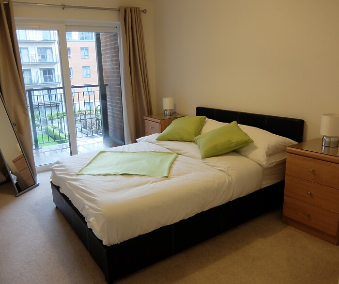 Serviced Lettings - Colindale Apartments - 6