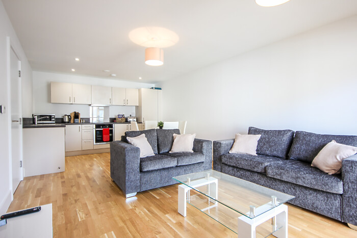 Serviced Lettings - The Bridge Apartments - 4