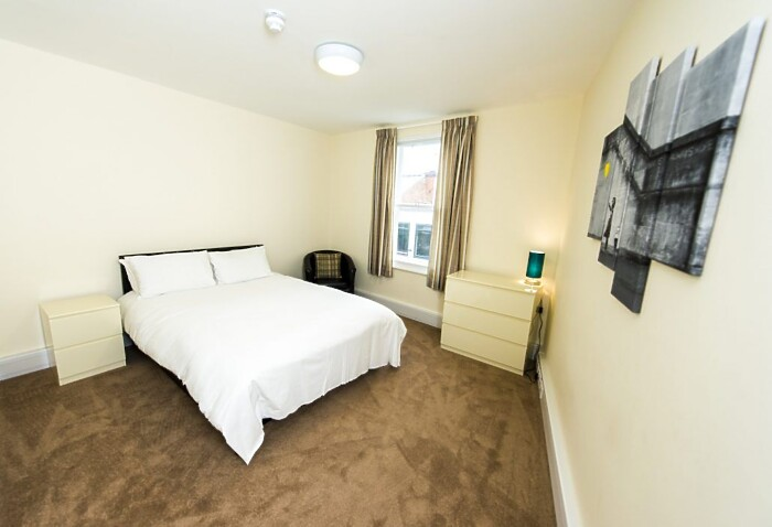 Serviced Lettings - Friar Gate Apartments - 1
